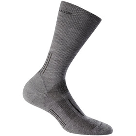 Icebreaker Hike Light Crew Socks Herren twister hthr